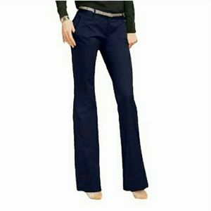 Body by Victoria The Kate Fit dark blue pants